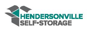 Hendersonville self storage logo