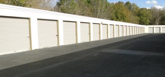Hendersonville storage units